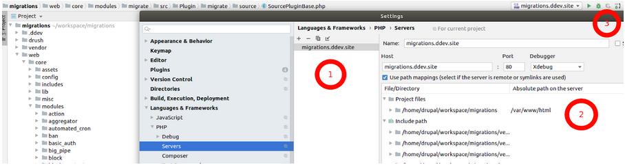 DDEV enabling Xdebug Server